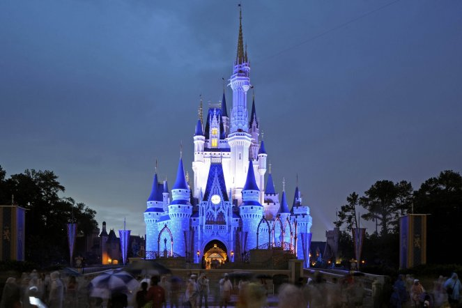 Orlando-disney-world-castelo