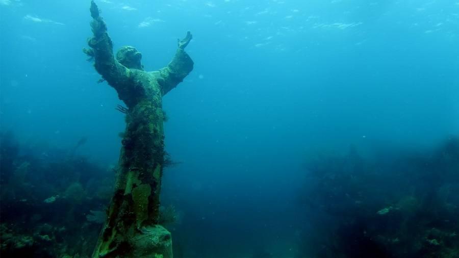 john-pennekamp-parque-estadual-recife-de corais-miami-acervo