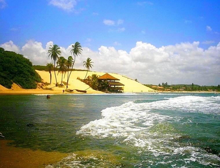 praia-de-genipabu-rn